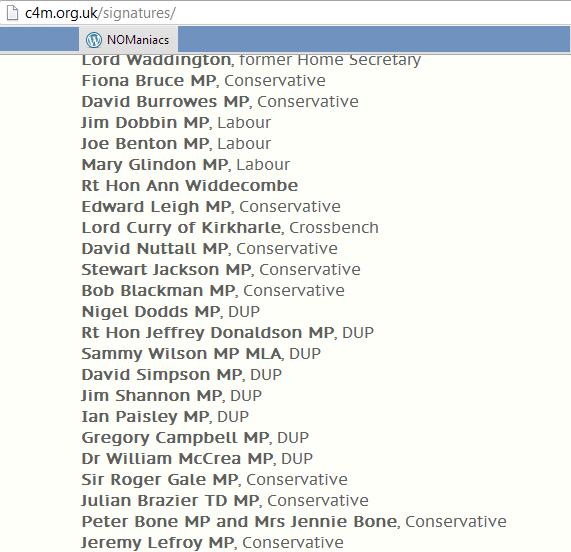 MP List 1
